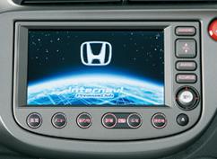Honda HDDナビゲーション