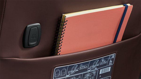シートバックポケット(運転席・助手席)