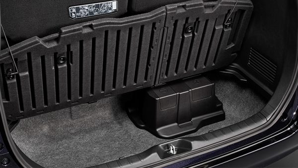 ハイブリッド車のスーパーラゲージボックス