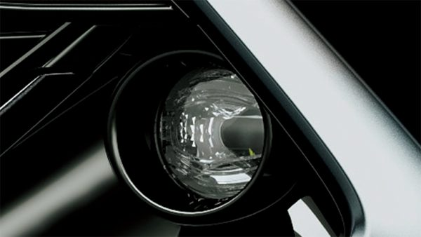 LEDフロントフォグランプ