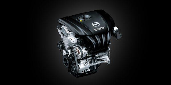 2.5L自然吸気エンジン