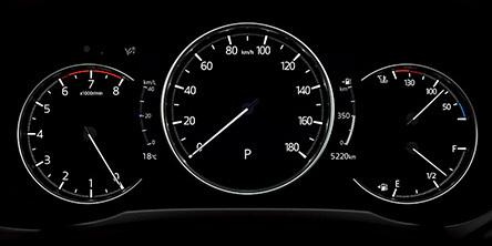 7インチマルチスピードメーター(TFTカラー)